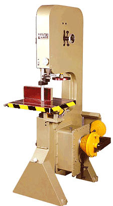 Vertical Bandsaw Cutting Machine